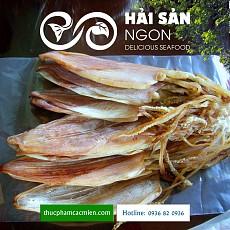 Mực khô - Hải sản mực khô món ăn không thể từ chối